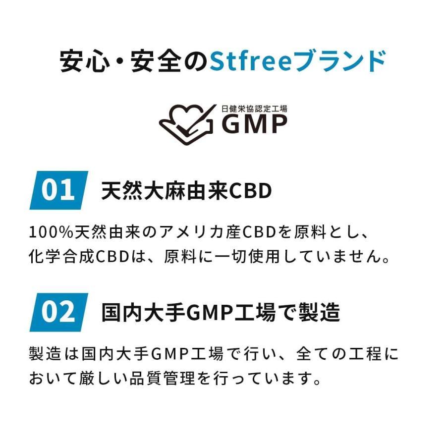 CBDオイルから移行続出 CBDタブレットストフリー 5個セット タブレットタイプ|stfree|07