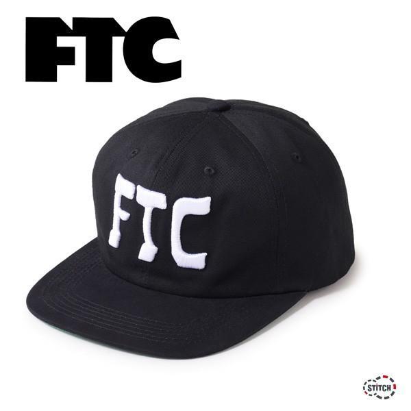 エフティーシー FTC HASSAN 6 PANEL FTC019SPH03 6パネルキャップ 帽子 メンズ 正規販売店 新品