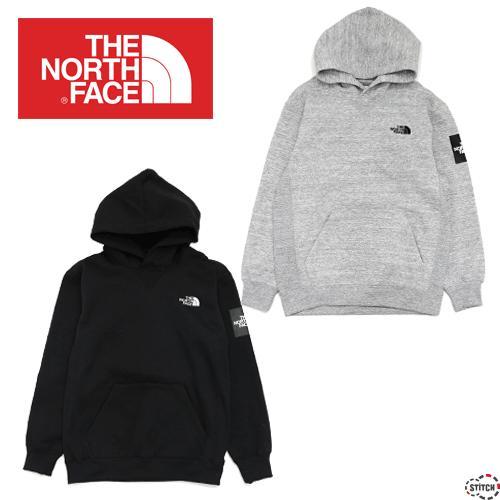 ザ・ノースフェイス スウェットパーカー THE NORTH FACE Square Logo Hoodie NT61835 スクエアロゴフーディー メンズ