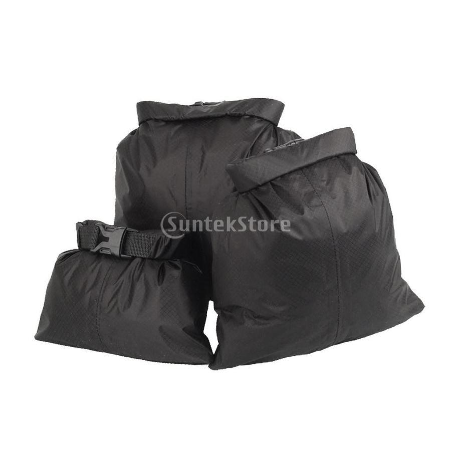 ドライバッグ ドライチューブ 防水 3点セット 防水性ドライサック ドライバッグ 収納袋 ポーチ|stk-shop|11