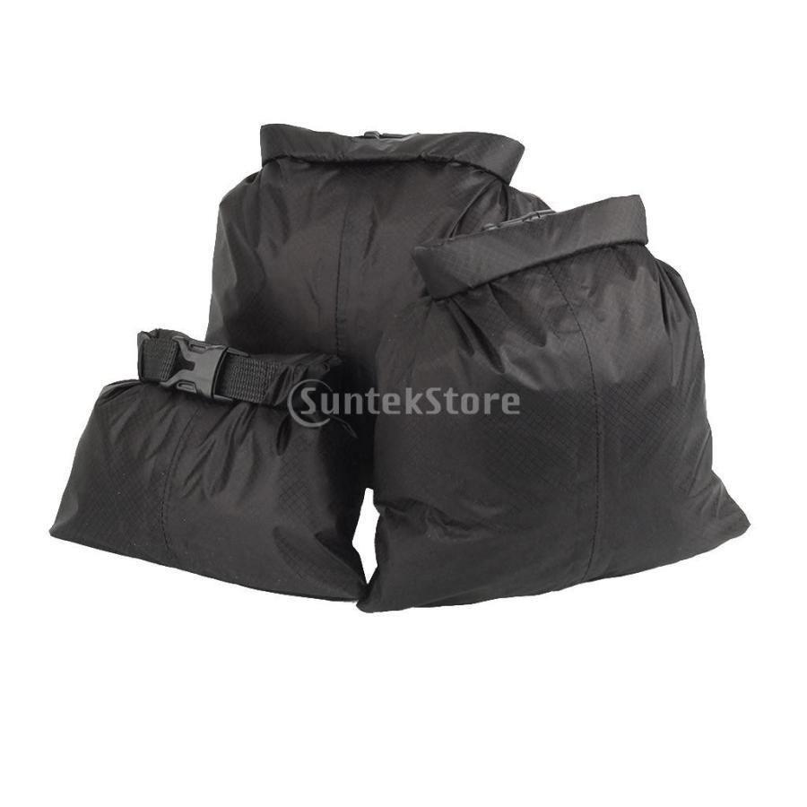 ドライバッグ ドライチューブ 防水 3点セット 防水性ドライサック ドライバッグ 収納袋 ポーチ|stk-shop|13