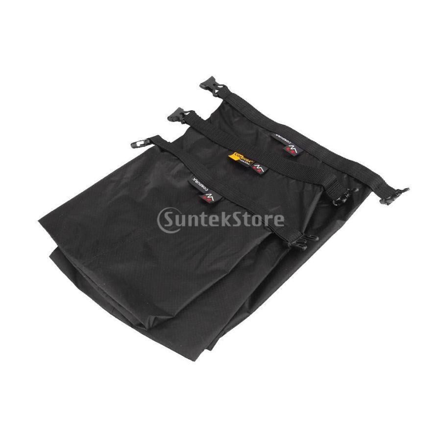 ドライバッグ ドライチューブ 防水 3点セット 防水性ドライサック ドライバッグ 収納袋 ポーチ|stk-shop|10
