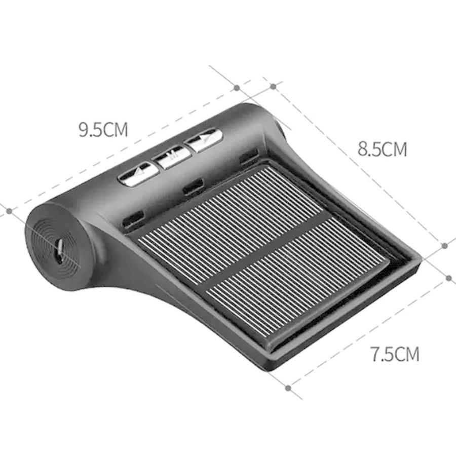 タイヤ空気圧警報モニター RVカー TPMSタイヤ空気圧アラーム モニターシステム ソーラーパワー外部センサー 太陽光発電外部センサー|stk-shop|15