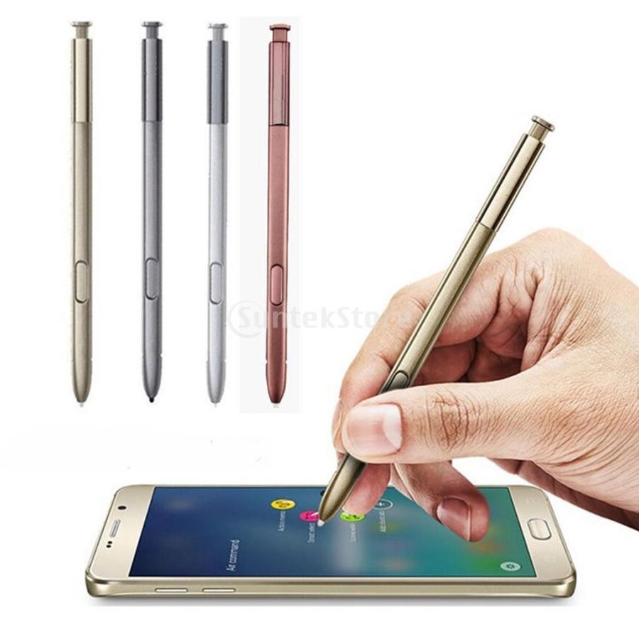 全4色選ぶ Samsung Galaxy Note 5 対応 スタイラス タッチペン 静電容量  - シルバー|stk-shop|04