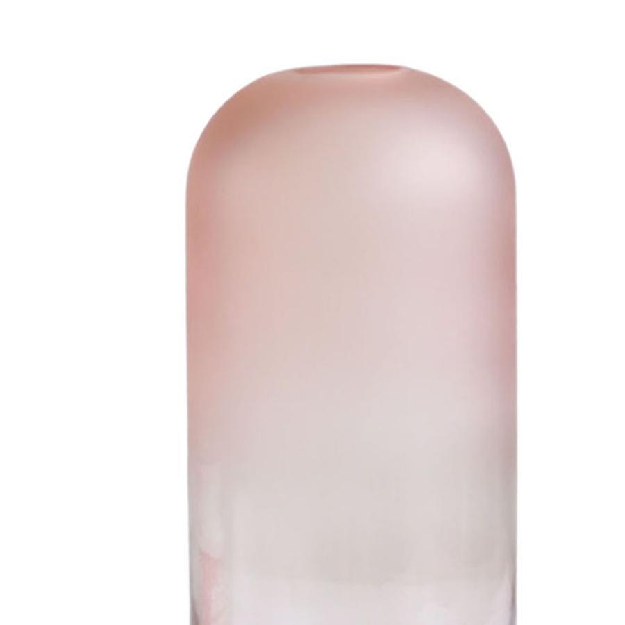 アートガラス花瓶テーブル植物コンテナホルダー結婚式の家の装飾ピンクラージB|stk-shop|06