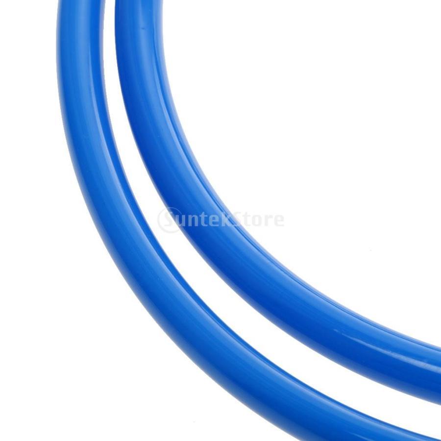 ウィンドサーフィン ハーネス ライン 長さ調節可能 2個 全2色5長さ - 青, 28-34インチ stk-shop 02