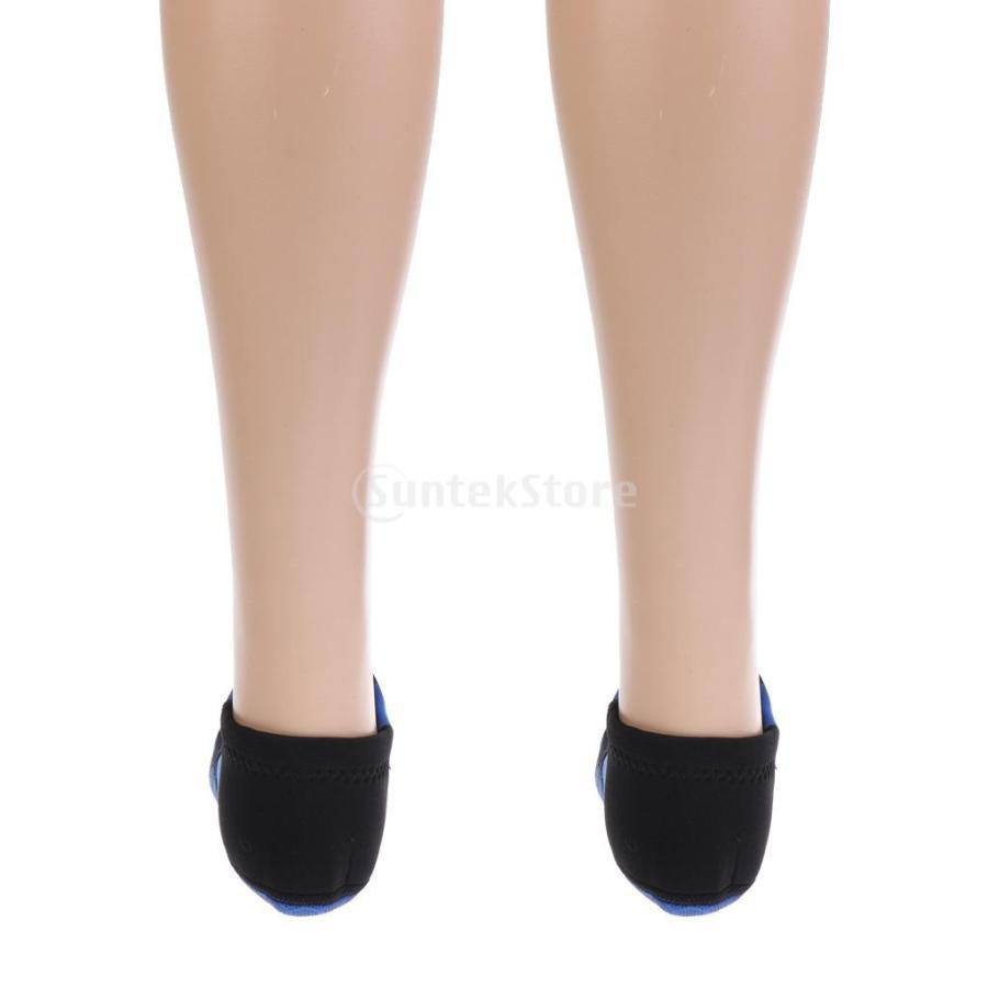 ウォータースポーツ ネオプレン ダイビング サーフィン ソックス 靴下 ブーツ 3mm 5サイズ選べる - M|stk-shop|04