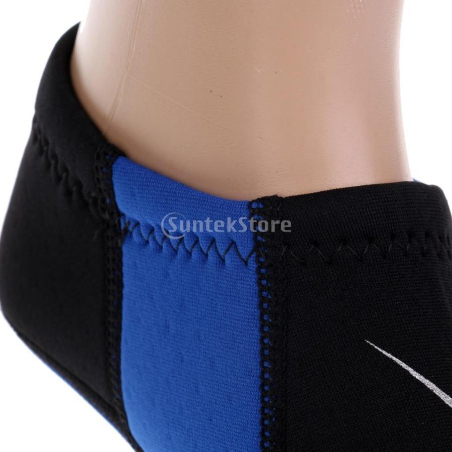 ウォータースポーツ ネオプレン ダイビング サーフィン ソックス 靴下 ブーツ 3mm 5サイズ選べる - M|stk-shop|09
