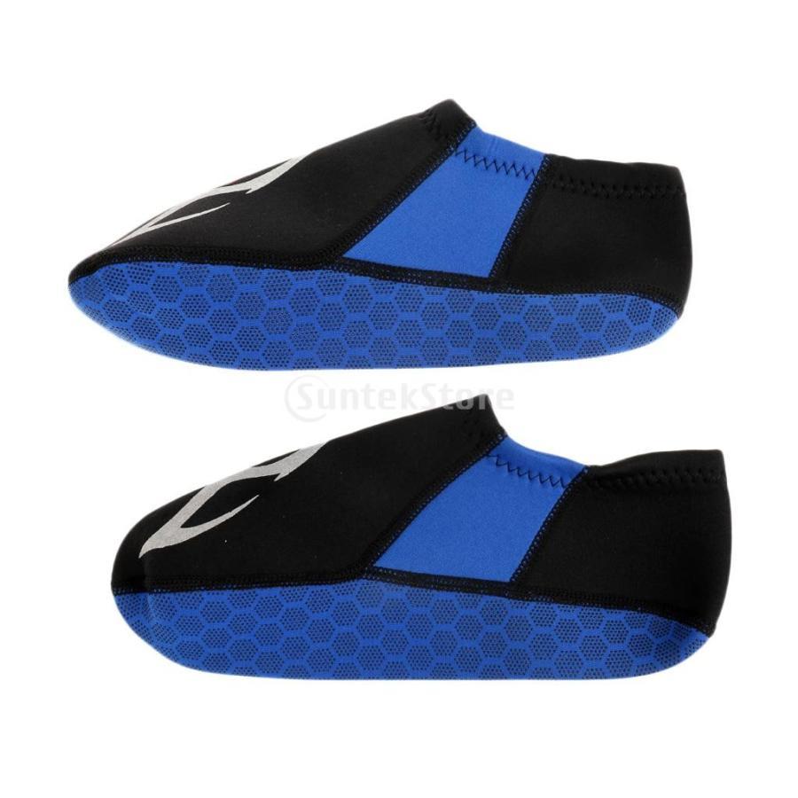 ウォータースポーツ ネオプレン ダイビング サーフィン ソックス 靴下 ブーツ 3mm 5サイズ選べる - M|stk-shop|10