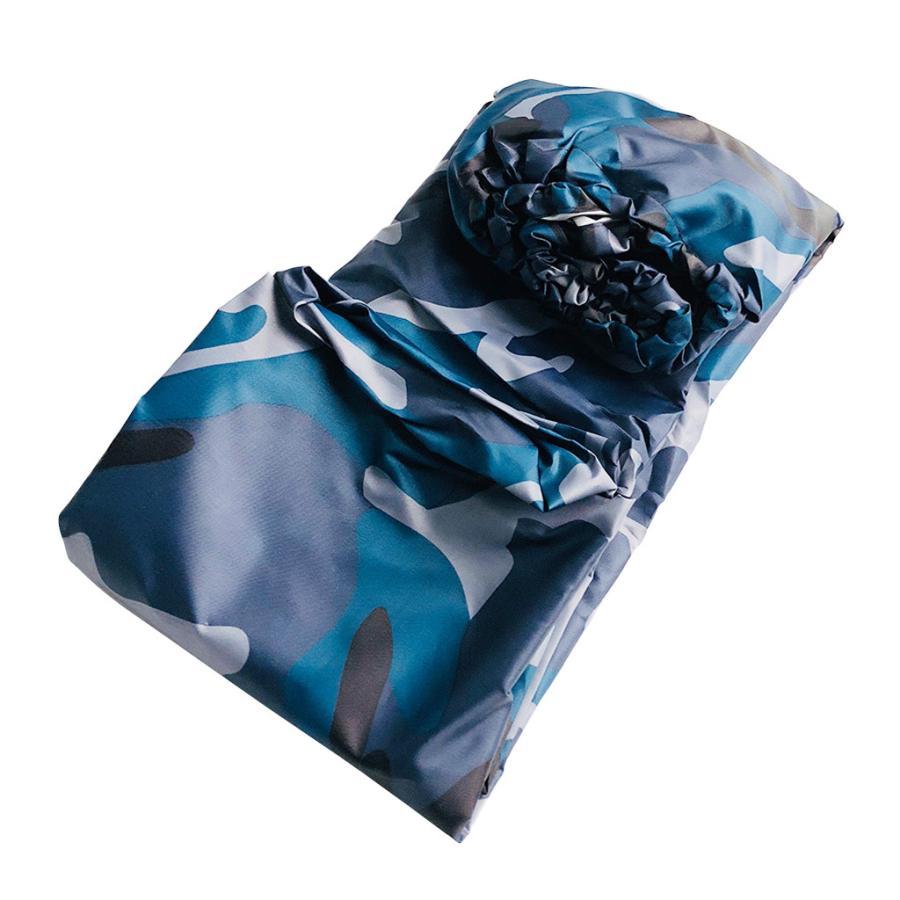 カヤックカバー ホコリプルーフ 防水 抗UV カヤック カヌー ボート 通販 定価 激安 カバー UV保護 オーシャンカモ 全2色8サイズ 450cm -