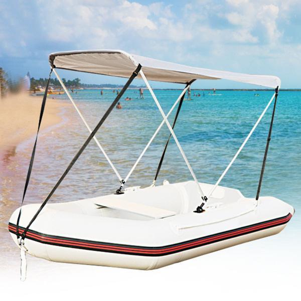 驚きの価格が実現 限定Special Price インフレータブルフィッシングボートテントカヤックオーニングボートヨットキャノピーUVプロテクションサンシェードアーニングビミニトップス