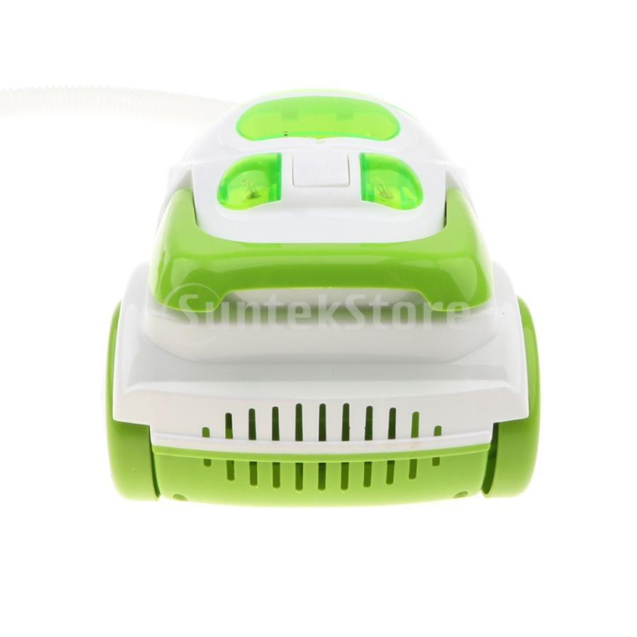 Perfeclan 全7カラー ままごと玩具 調理用品 ジューサー コーヒーマシン 洗濯機 家電おもちゃ 子ども ごっこ遊びセット - 掃除機|stk-shop|03