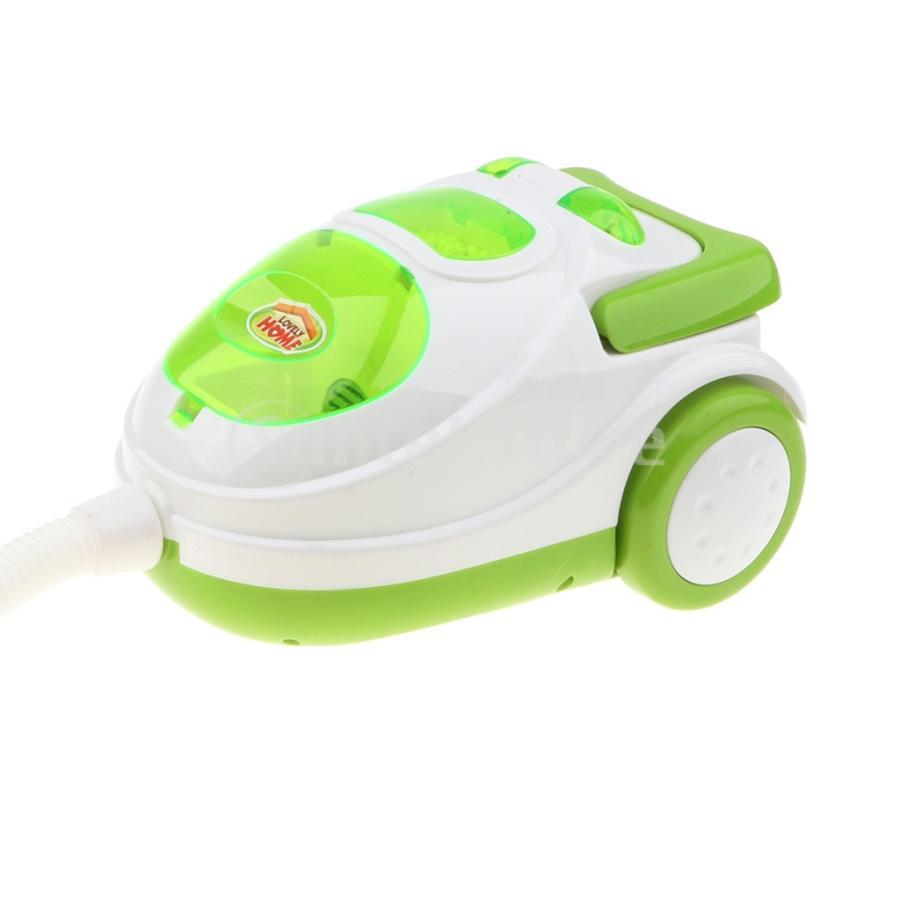 Perfeclan 全7カラー ままごと玩具 調理用品 ジューサー コーヒーマシン 洗濯機 家電おもちゃ 子ども ごっこ遊びセット - 掃除機 stk-shop 04