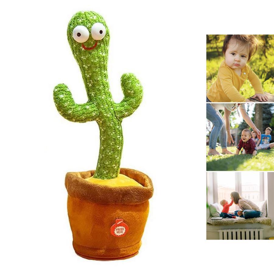 安い 激安 プチプラ 激安セール 高品質 電子ダンスサボテンおもちゃ幼児教育シェイクおもちゃスタイル4