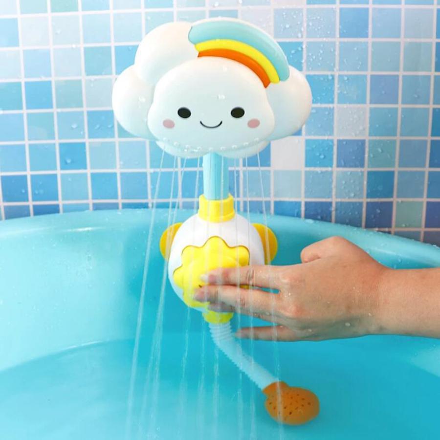 ベビーバスおもちゃ浴槽プールおもちゃスプレーシャワーおもちゃ幼児1-3浴槽おもちゃ男の子の誕生日ギフト ブランド品 激安挑戦中