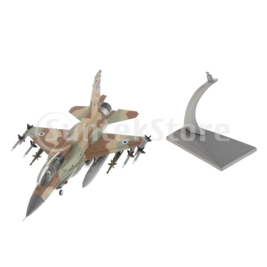 1:72スケールダイキャストミリタリーJF-16Iファイティングファルコン航空機モデル(スタンド付き)|stk-shop|02