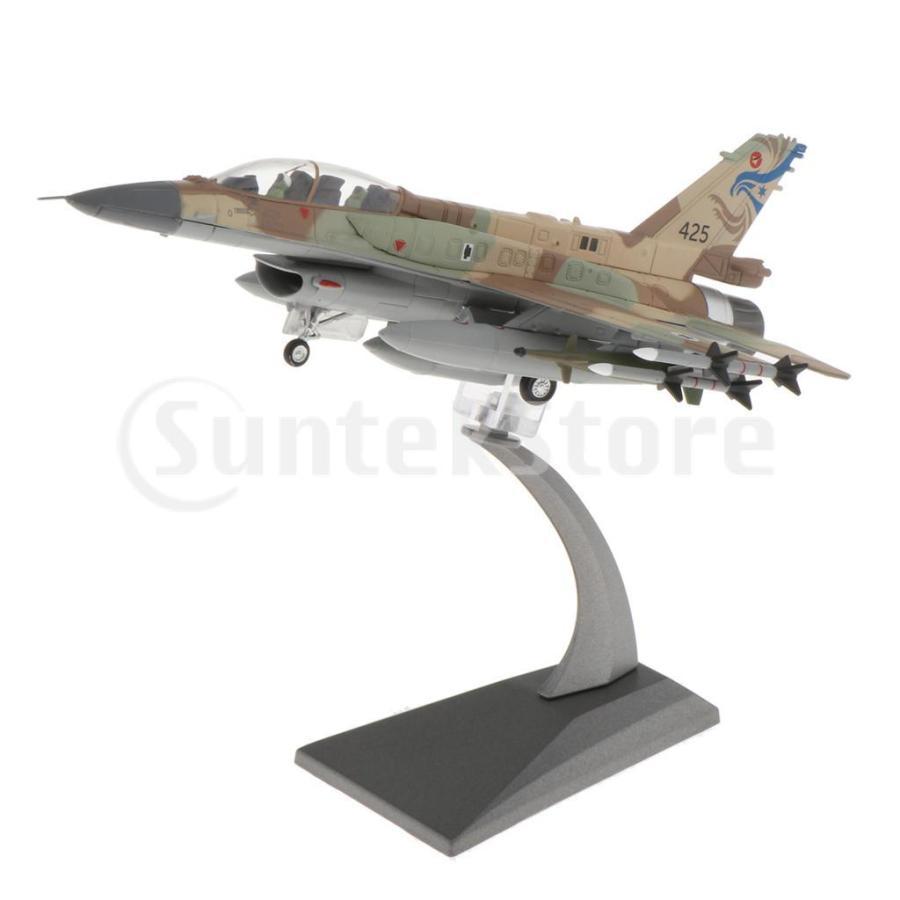 1:72スケールダイキャストミリタリーJF-16Iファイティングファルコン航空機モデル(スタンド付き)|stk-shop|06