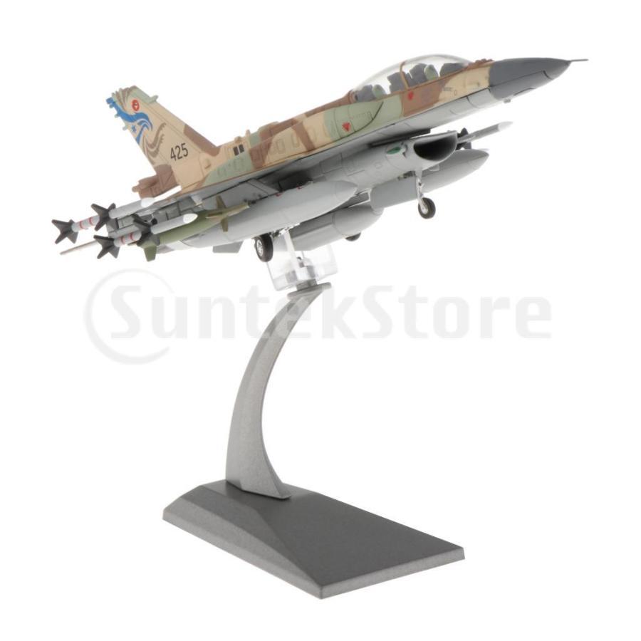 1:72スケールダイキャストミリタリーJF-16Iファイティングファルコン航空機モデル(スタンド付き)|stk-shop|07
