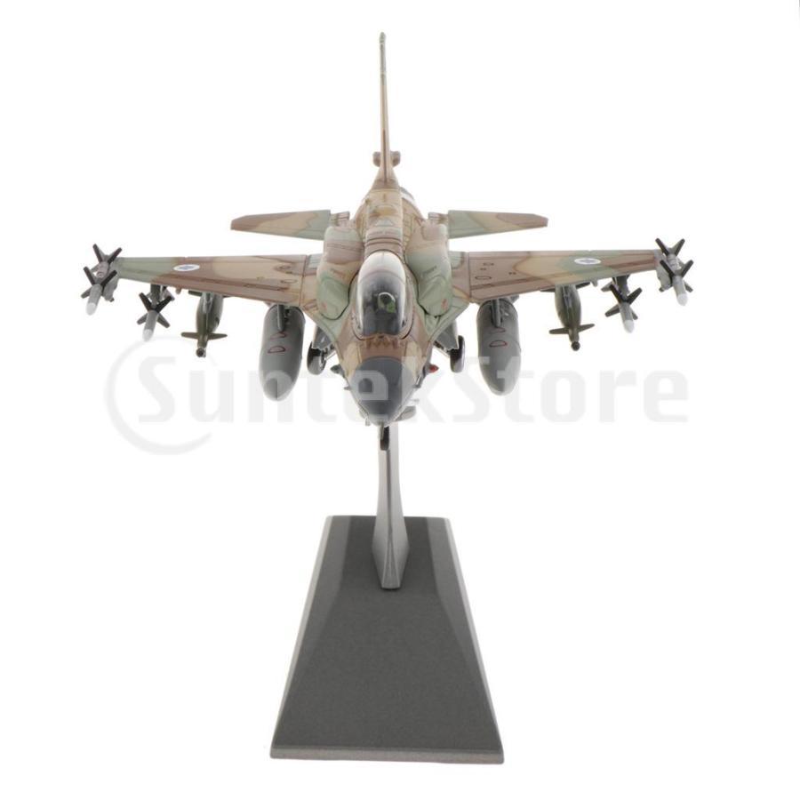 1:72スケールダイキャストミリタリーJF-16Iファイティングファルコン航空機モデル(スタンド付き)|stk-shop|09