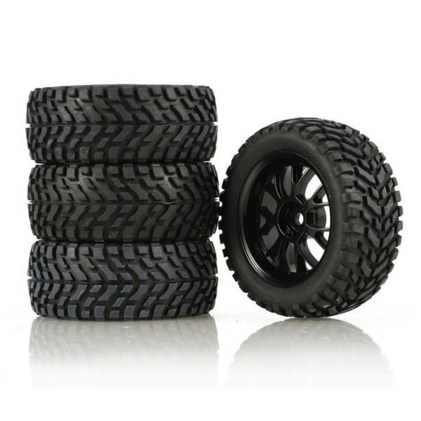 Rcホイールとタイヤ 信用 amp; ホイールリムwltoys 124018オフロード車のスペアパーツ 40%OFFの激安セール 144001