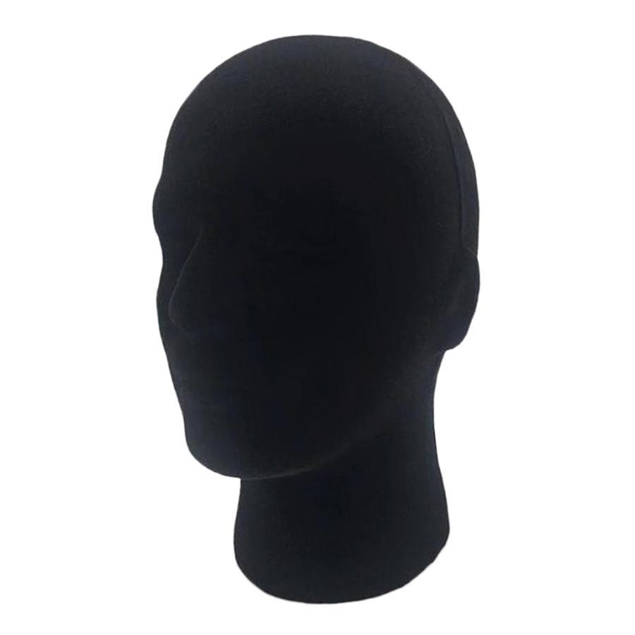 軽量発泡マネキンヘッド帽子キャップウィッグディスプレイスタンドマネキンモデル03 返品不可 流行