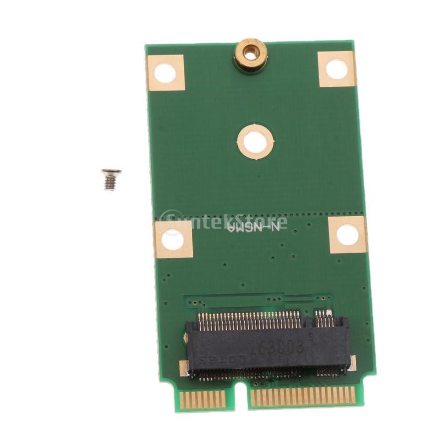 Baosity MSATA ラッピング無料 SSD→NGFF 耐久性 互換性 驚きの価格が実現 M.2 2242 変換アダプタ カード → SSD PCBパネル NGFF HDDコンバータ
