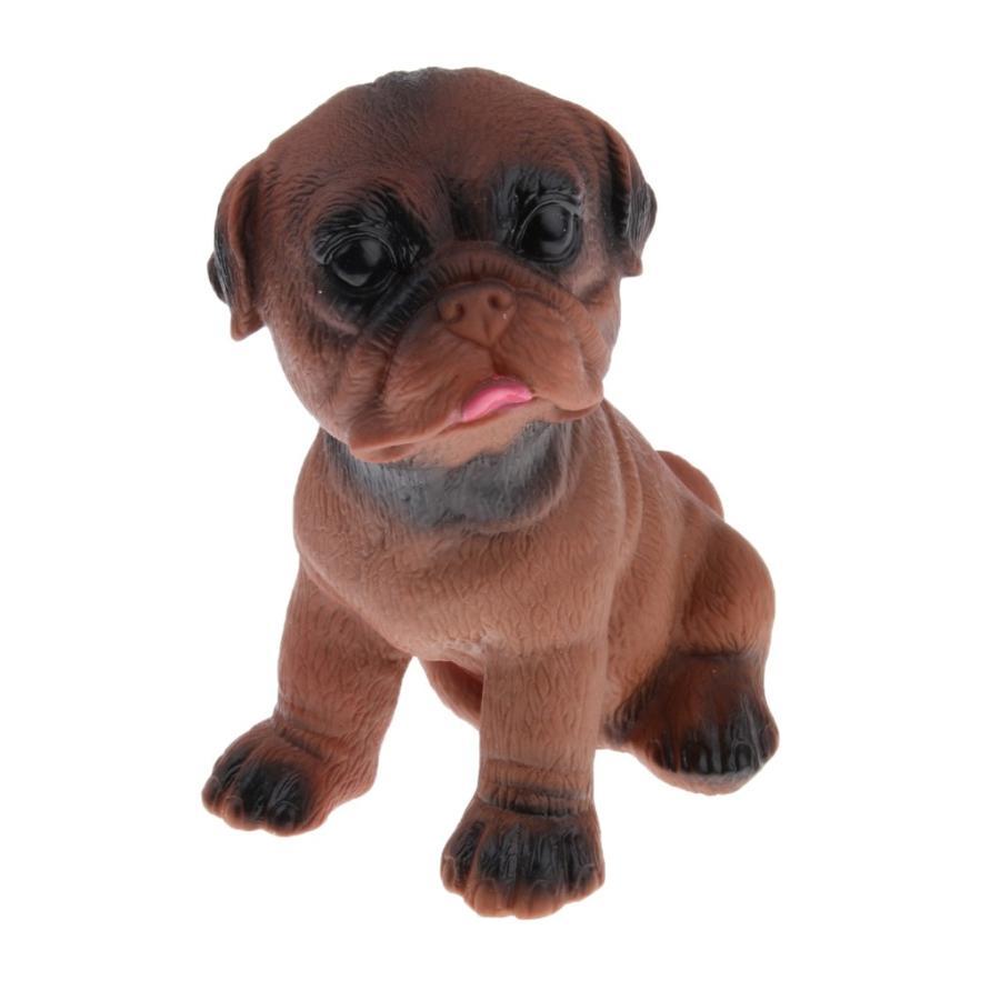 全2種 ペット 猫 犬 面白い 可愛い おもちゃ 鳴き声 流行のアイテム ●手数料無料!! 犬の形 - 贈り物 ## ぬいぐるみ ギフト 1 玩具 飾り物
