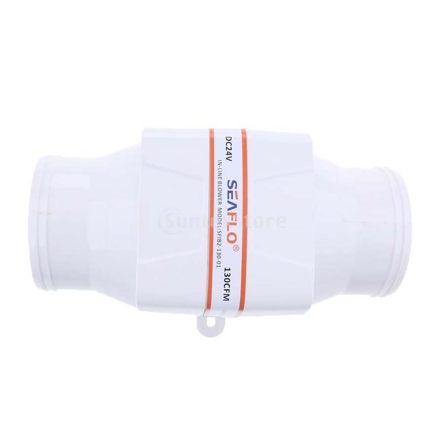 マリンビルジ 限定特価 エアブロワ 《週末限定タイムセール》 24v 130 Cfm 品質保証 空気流提供 高性能 3インチ 高効率