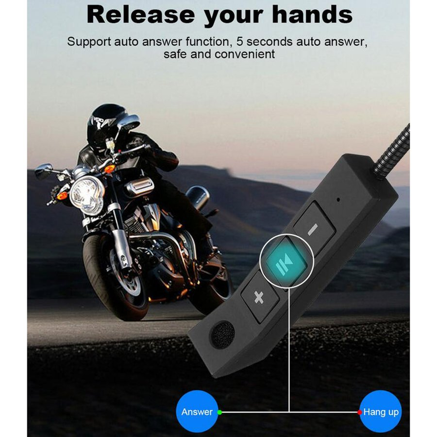 BT8オートバイヘルメットBluetooth V4.0 + EDRイヤホンマイク付き自動応答|stk-shop|02