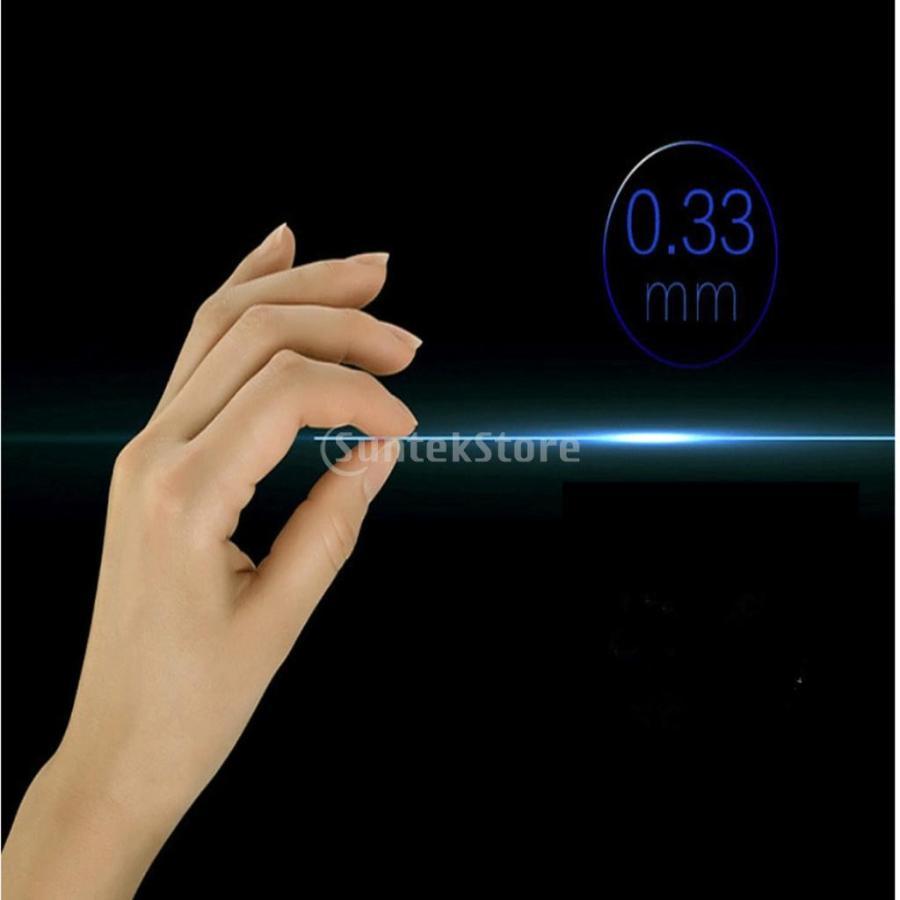 強化ガラス 液晶保護フィルム Nikon DSLR D3400適用 超薄 0.33mm 指紋防止 高透過率|stk-shop|10