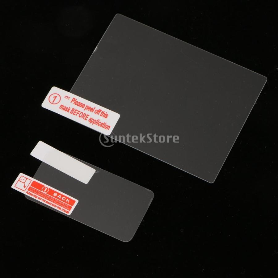 超薄 カメラ 液晶保護フィルム 強化ガラス Nikon DSLR D500適用 高感度 LCDスクリーン プロテクター stk-shop 03
