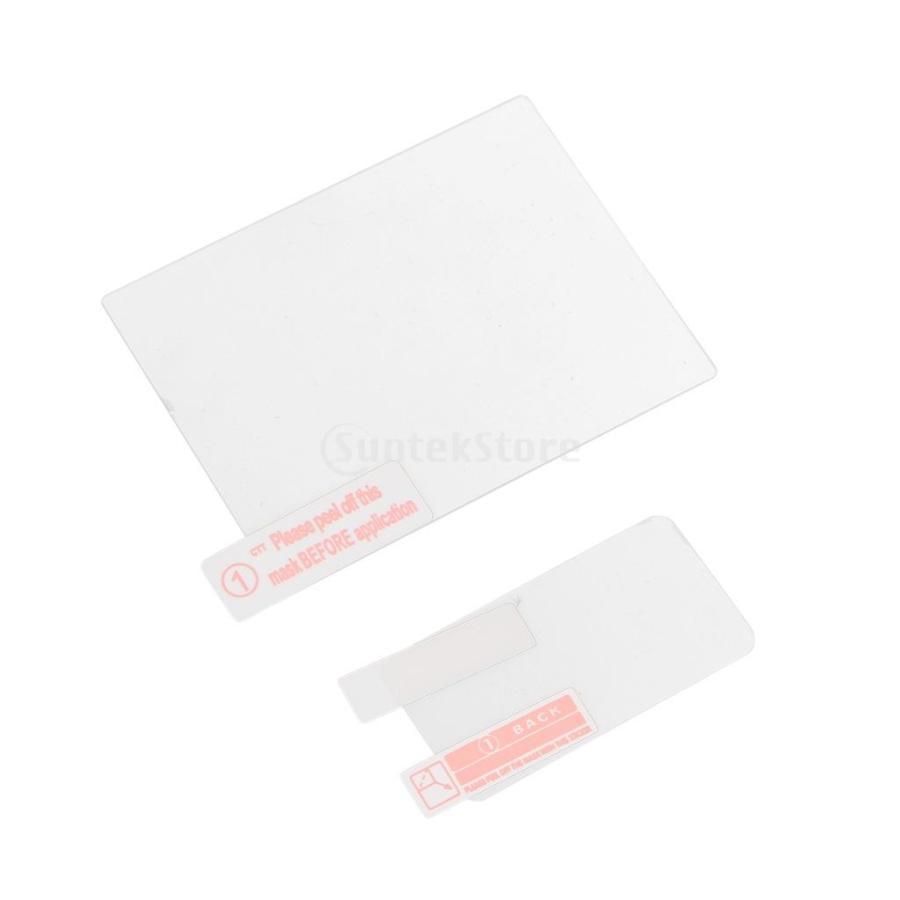超薄 カメラ 液晶保護フィルム 強化ガラス Nikon DSLR D500適用 高感度 LCDスクリーン プロテクター stk-shop 05