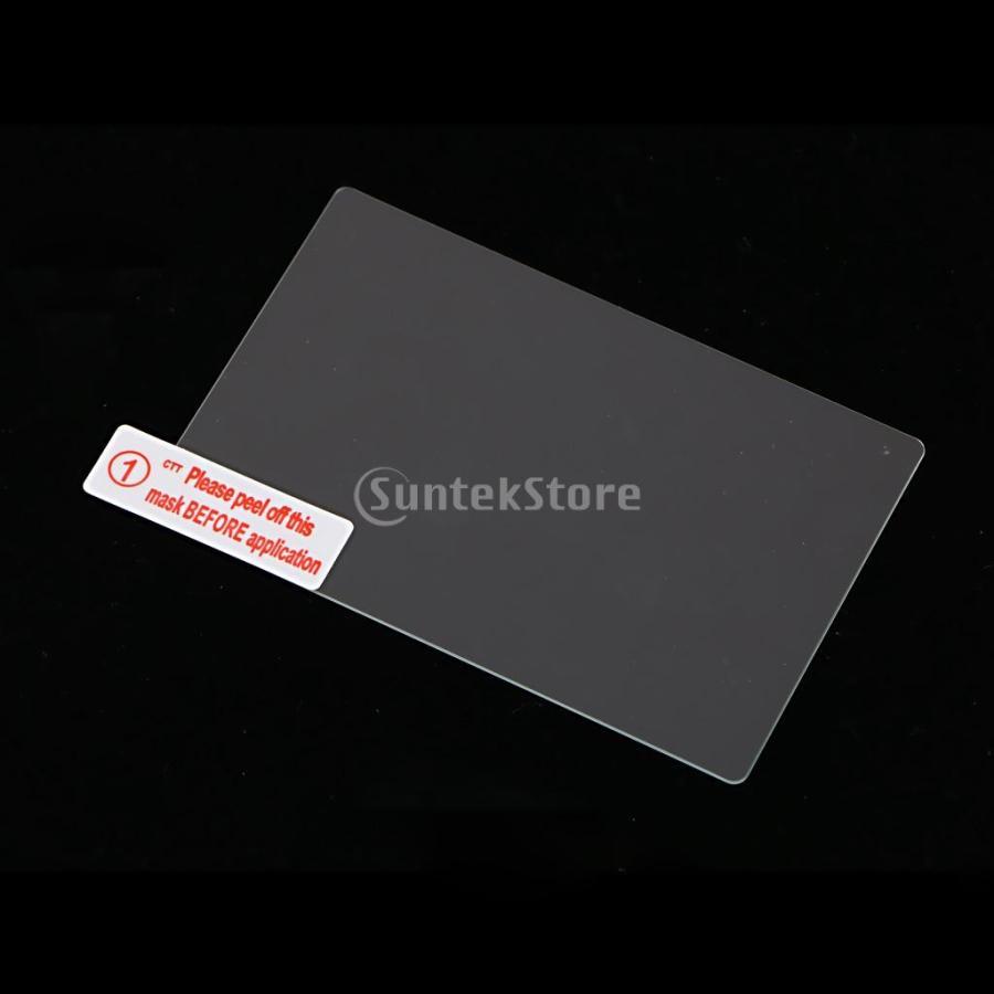 Fenteer Fujifilm Fuji X-H1/XH1に対応 液晶保護フィルム 硬化ガラス 液晶画面プロテクター マルチ機能|stk-shop|03