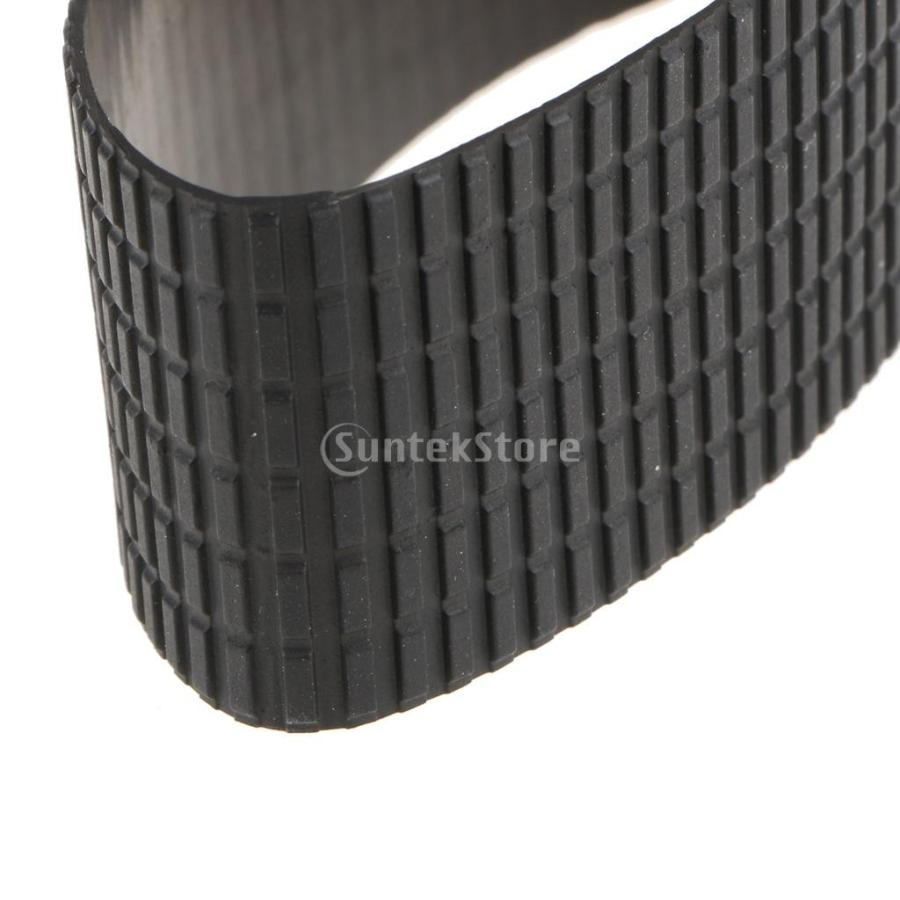 Flameer Tamron 24-70mm f/2.8 レンズ対応 ズーム/フォーカスリング カバー ゴム製 グリップ 交換用|stk-shop|03