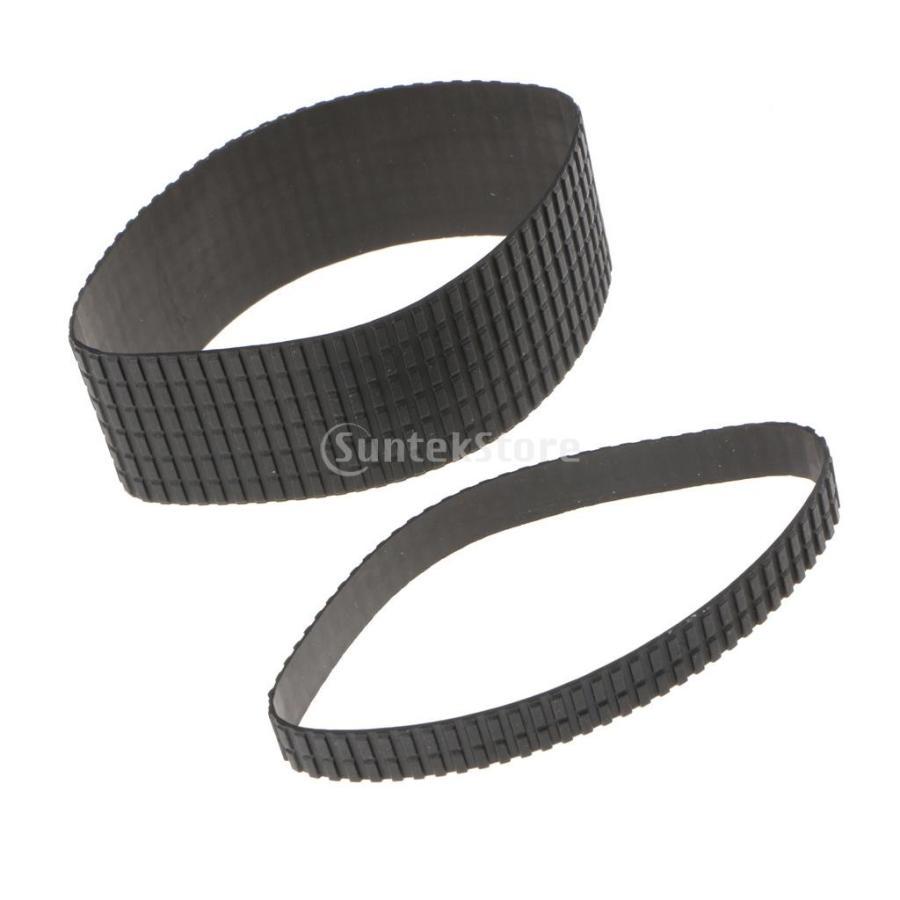 Flameer Tamron 24-70mm f/2.8 レンズ対応 ズーム/フォーカスリング カバー ゴム製 グリップ 交換用|stk-shop|04
