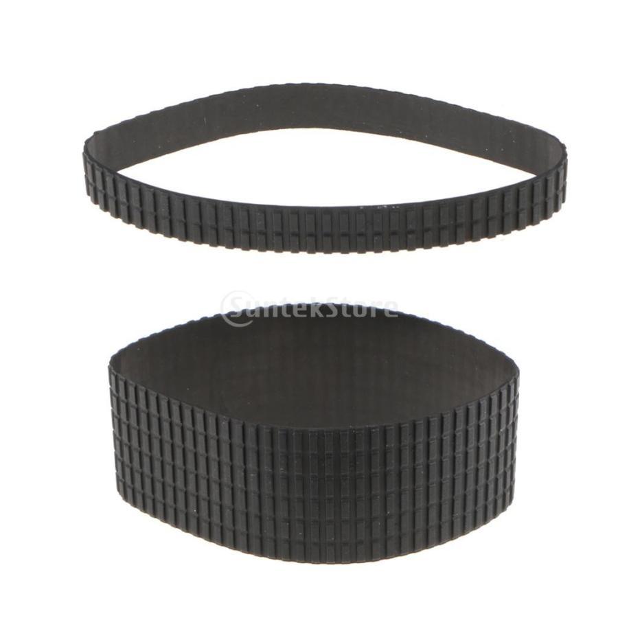 Flameer Tamron 24-70mm f/2.8 レンズ対応 ズーム/フォーカスリング カバー ゴム製 グリップ 交換用|stk-shop|05