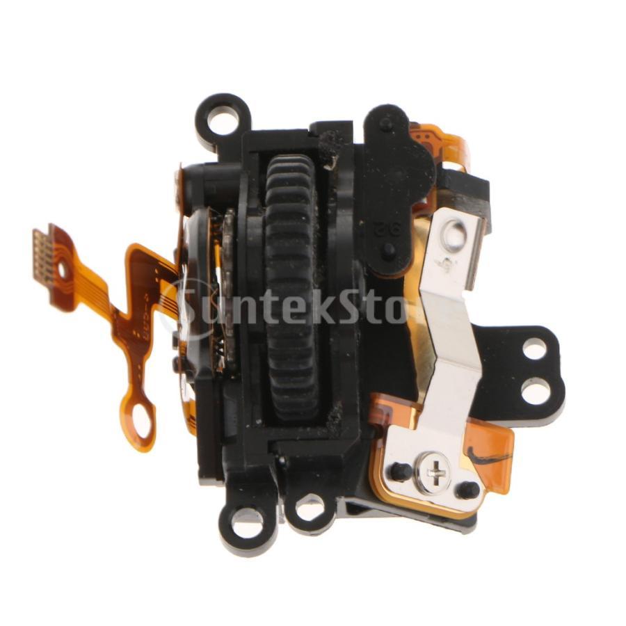 交換部品 シャッター ボタン絞りターンテーブルダイヤルホイール Canon 5D3 5D Mark III対応|stk-shop|05