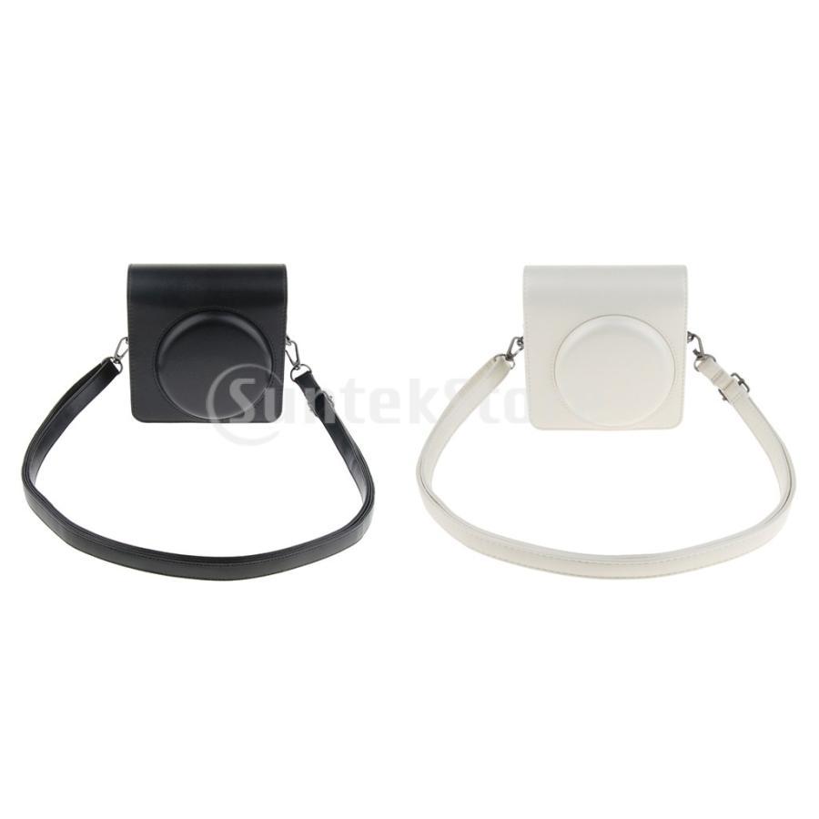 Fujifilm Instax Square SQ6インスタントフィルムカメラ用保護ケースバッグ stk-shop