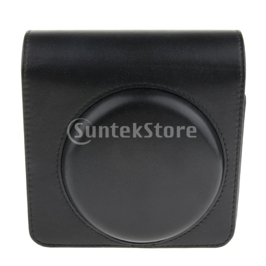 Fujifilm Instax Square SQ6インスタントフィルムカメラ用保護ケースバッグ stk-shop 06