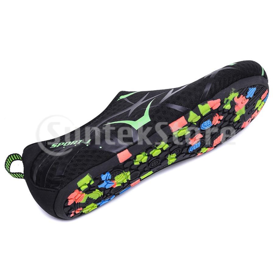 ダイビングソックス ダイビングブーツ 裸足 マリンシューズ 超軽量 速乾 滑り止め 通気性 全12サイズ|stk-shop|06