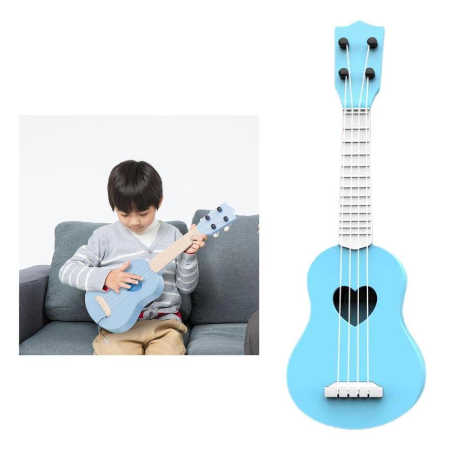 4ストリングハワイギターウクレレ早期教育発達パーティーコンサート音楽楽器のおもちゃ初心者幼児誕生日ギフト stk-shop 02