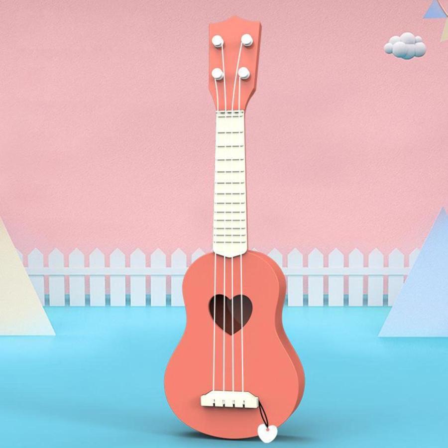 4ストリングハワイギターウクレレ早期教育発達パーティーコンサート音楽楽器のおもちゃ初心者幼児誕生日ギフト stk-shop 04