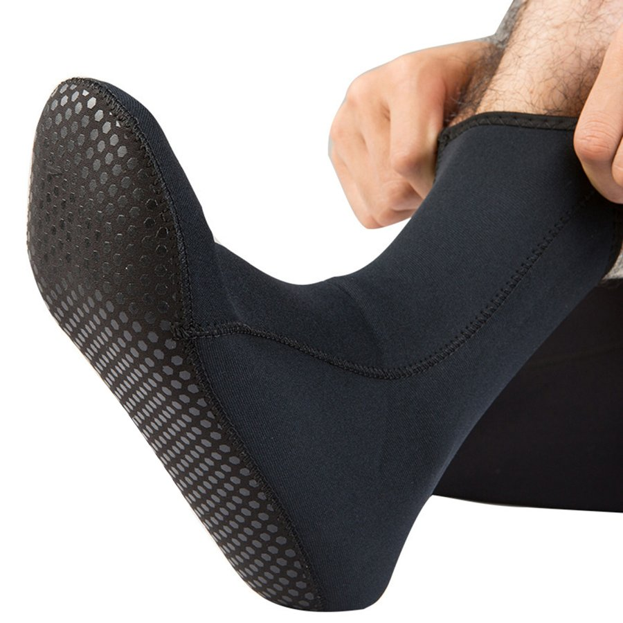 ネオプレンソックス3ミリメートルビーチ防水ソックスブーツ靴下ダイビング水泳サーフィンシュノーケリングワタリカヤックラフティング stk-shop 03