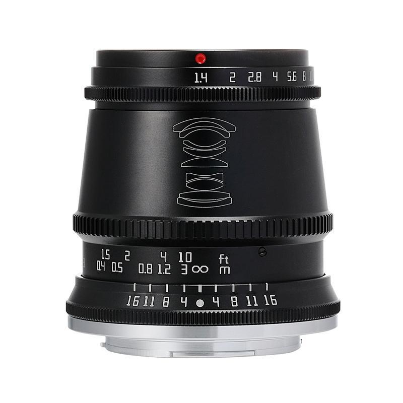 銘匠光学 TTArtisan 17mm f 1.4 公式サイト C 世界の人気ブランド ブラック 単焦点レンズ ASPH APS-C ソニーEマウント