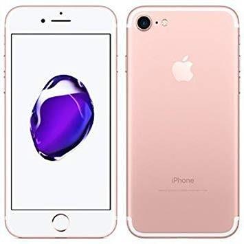 Apple アップル アイフォン au iPhone7 128GB ローズゴールド MNCN2J/A A1779 白ロム|stone-gold