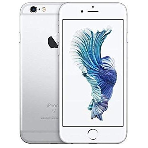 Apple アップル au アイフォン iPhone6s 32GB シルバー MN0X2J/A A1688 白ロム|stone-gold