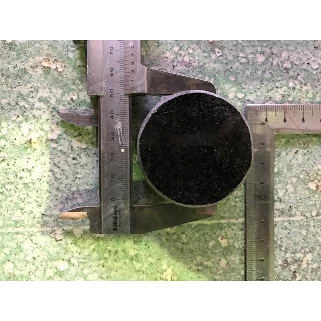 インシュレーター インド黒御影石  丸台 スピーカーなどに|stoneyamagishi5|02