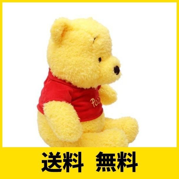 くまのプーさん ふわモコ ぬいぐるみ(特大) 【東京ディズニーランド限定】
