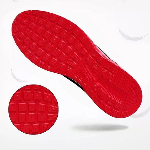 スニーカー メンズ  運動靴 通気性 ランニング シューズ  軽量 ローカット エア カジュアル 厚底 ソール  宅配便送料無料|store-delight|19