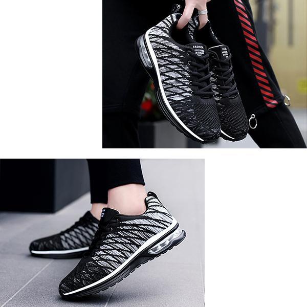 スニーカー メンズ  運動靴 通気性 ランニング シューズ  軽量 ローカット エア カジュアル 厚底 ソール  宅配便送料無料|store-delight|09